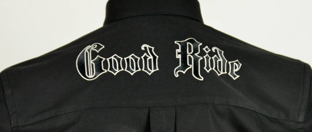 Men's BLACK Show Shirt