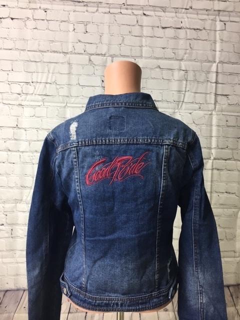 Women's Classic Good Ride Denim Jacket