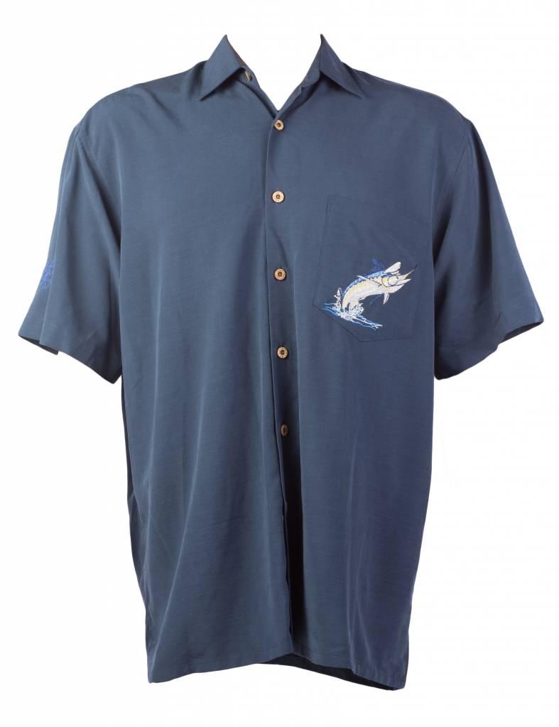 Navy Captain's Flight Resort Shirt