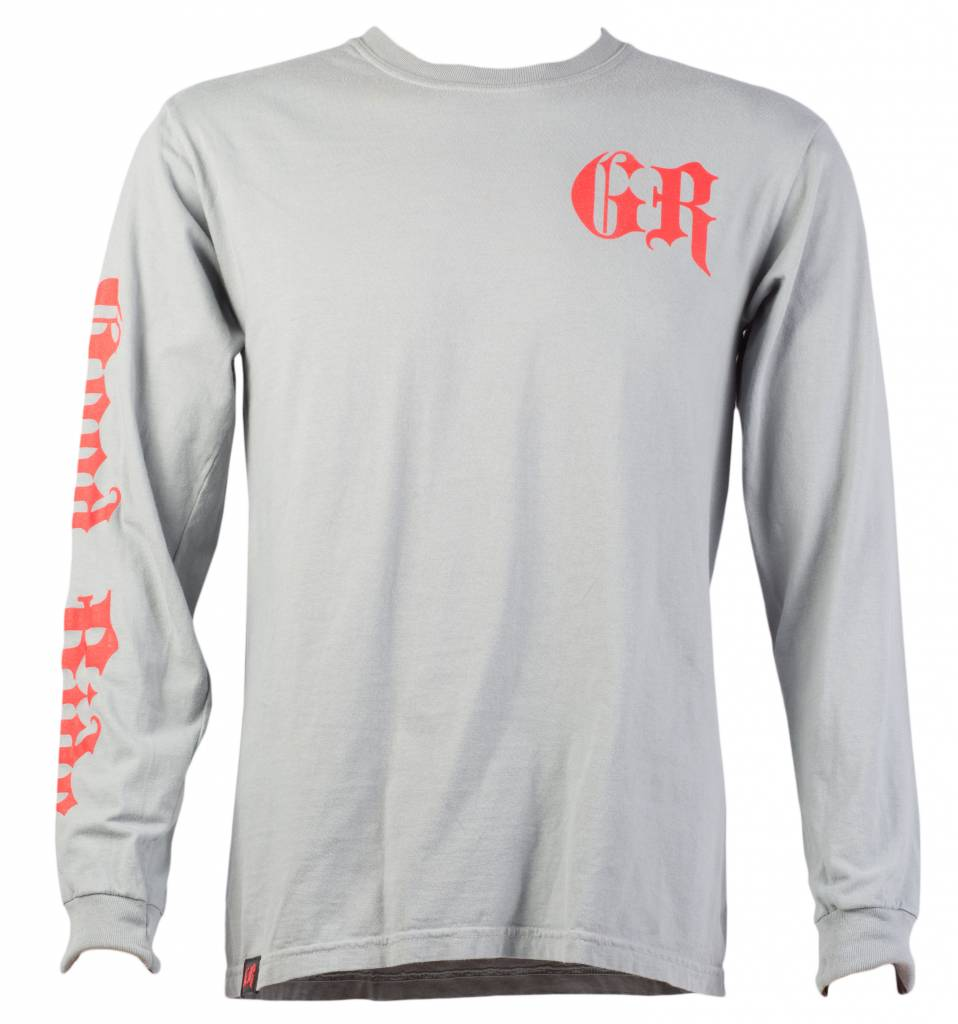 bc0be62205 Gray Speed Shop Men s Long Sleeve T-Shirt - Good Ride