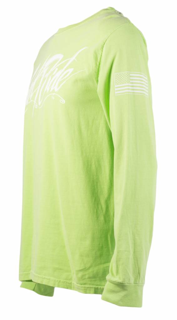 Pea Pod Mens Long Sleeve T-Shirt