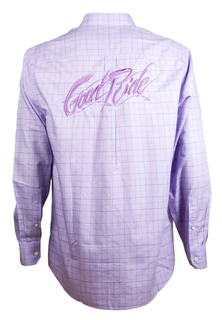 Thistle Purple Men's Show Shirt