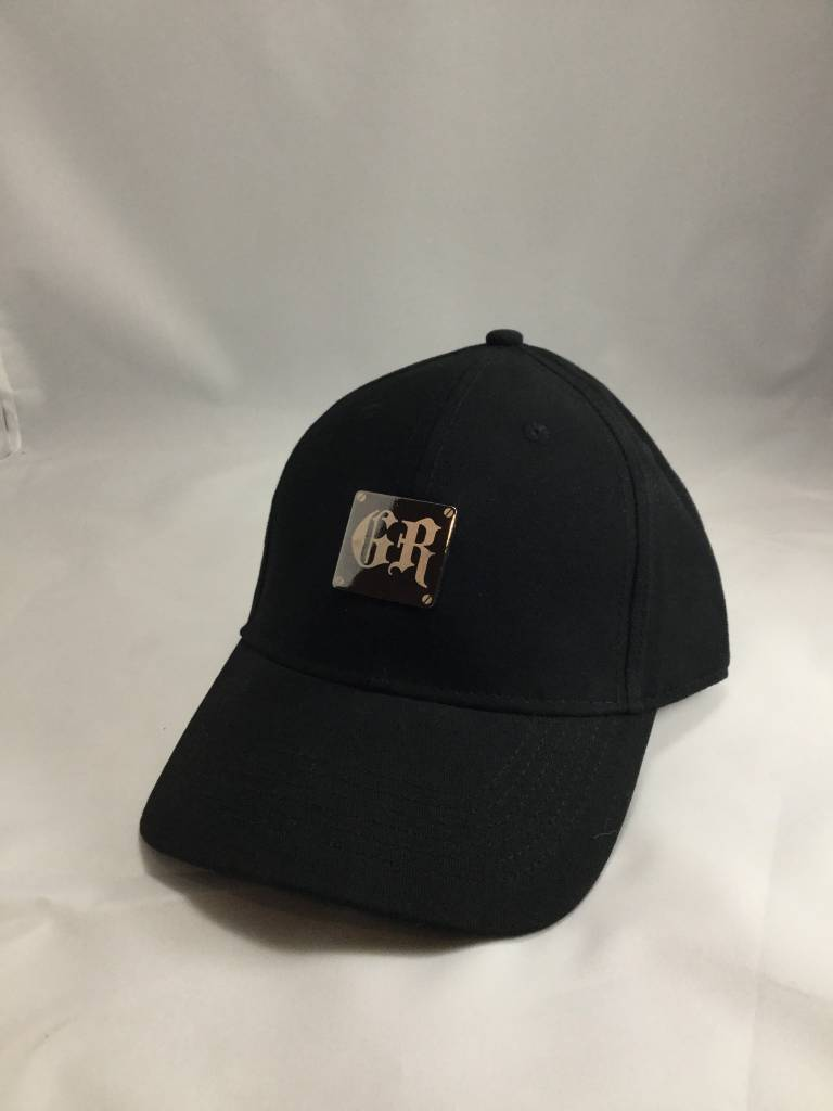 All Black GR Hat
