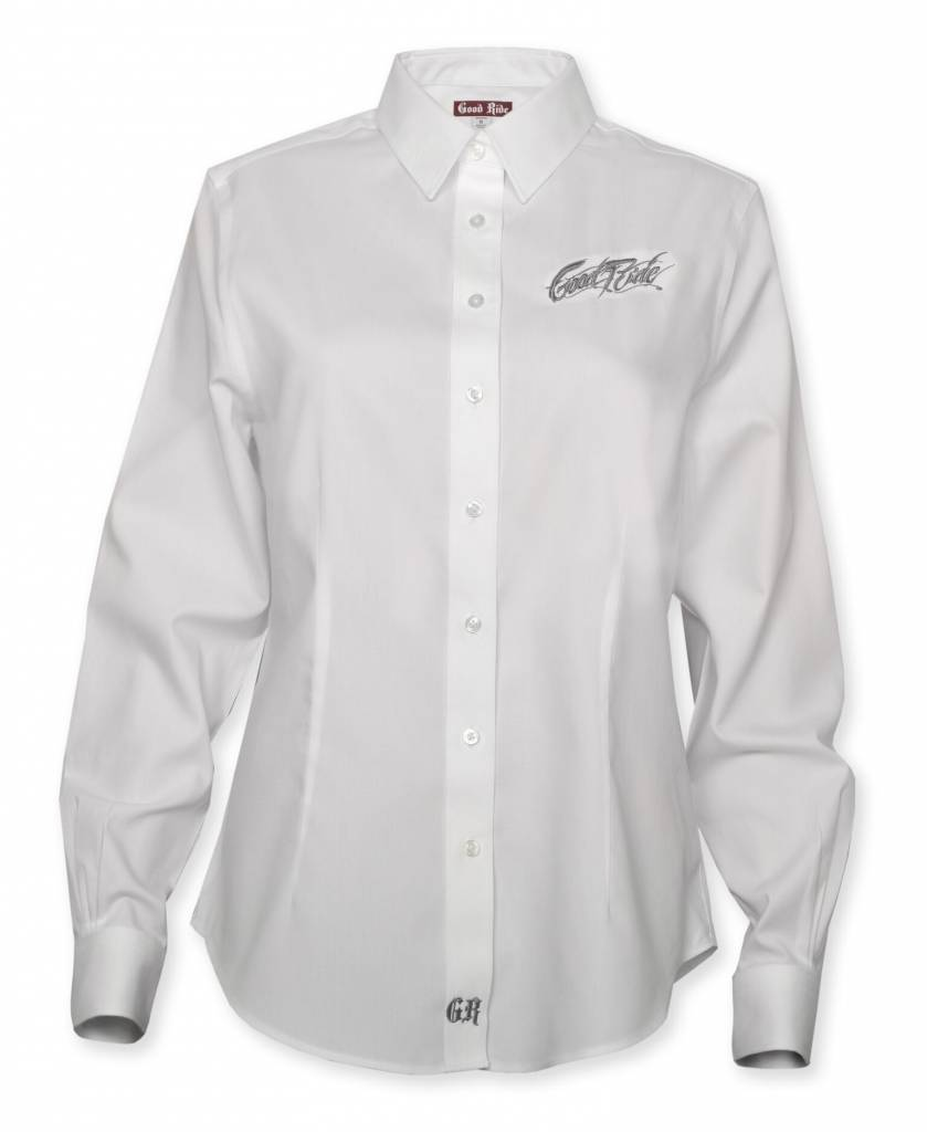 White Women's Show Shirt