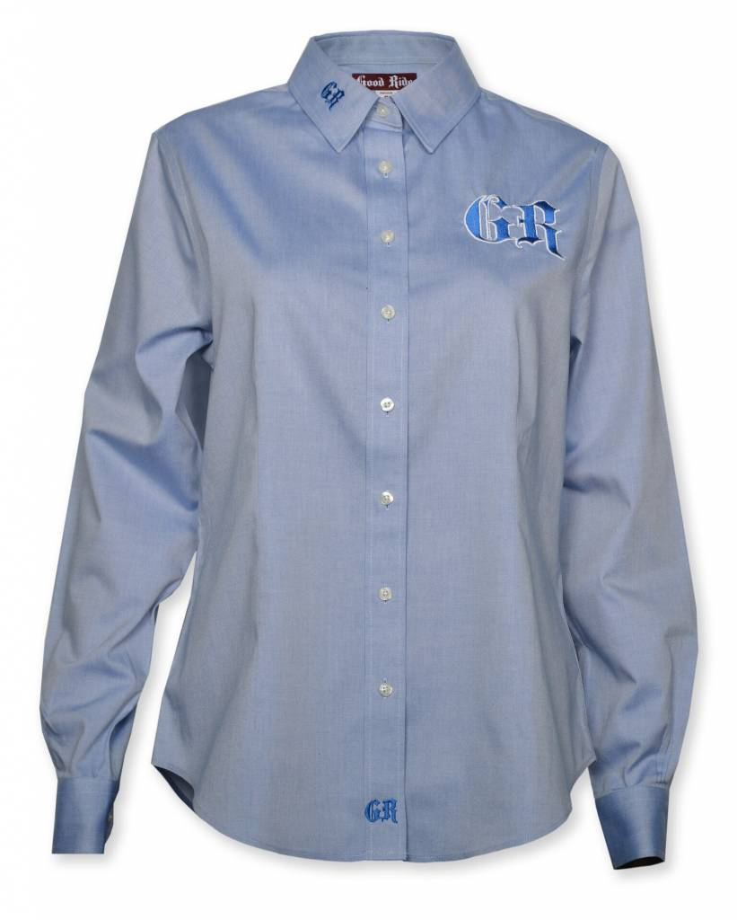 Light Blue Women's Show Shirt