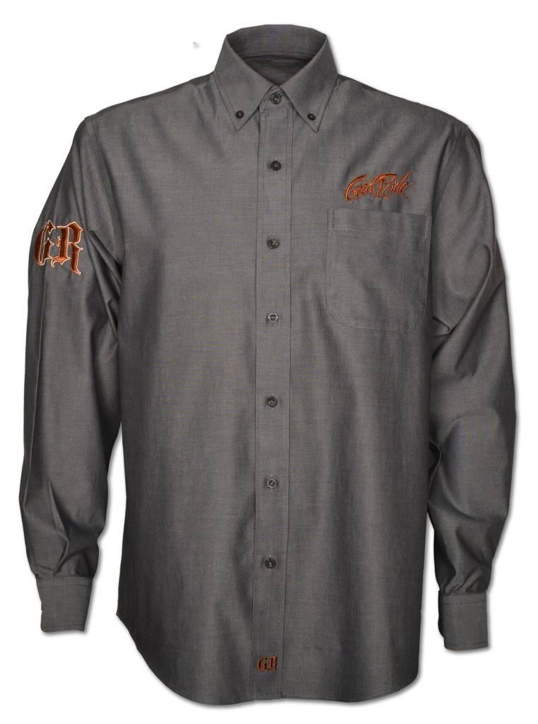 Gray/Copper Men's Show Shirt