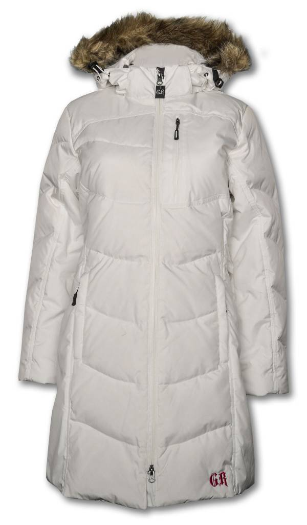 Long White Women's Jacket