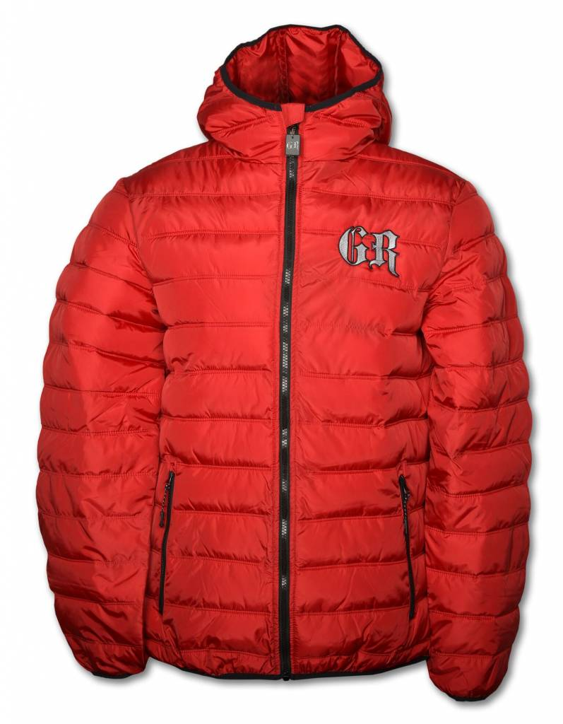 Men's Red PUFFY Jacket