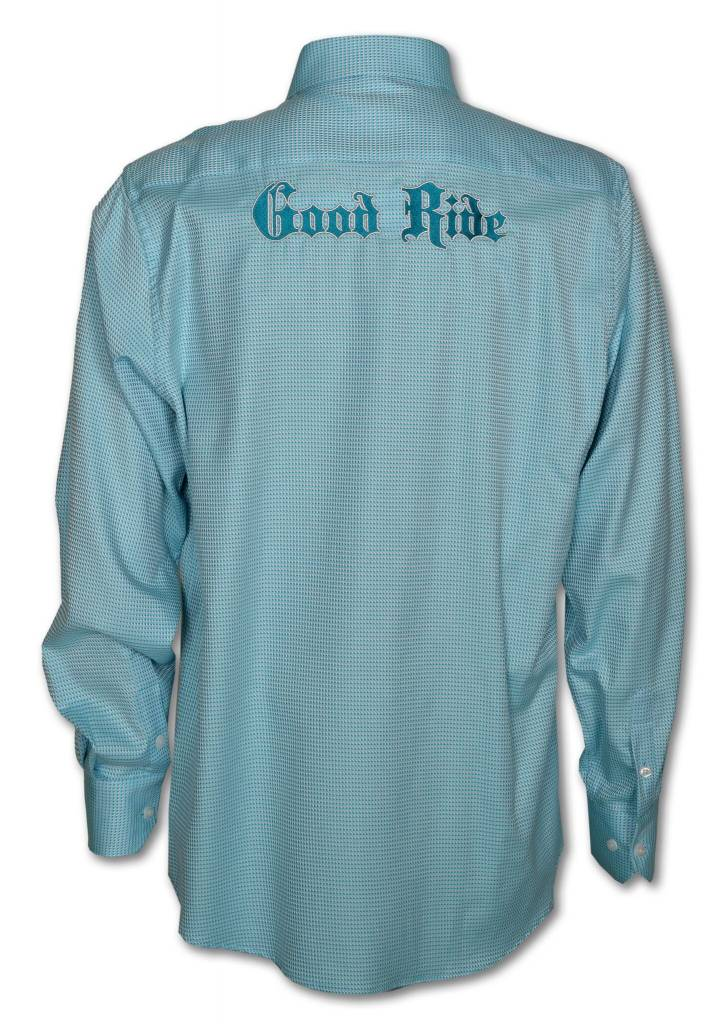 Aqua Men's Show Shirt