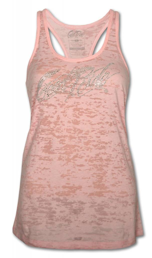 Pink Crystal Tank