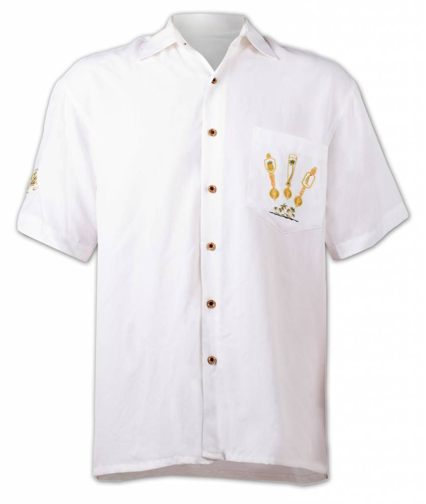 White Island Tap Resort Shirt