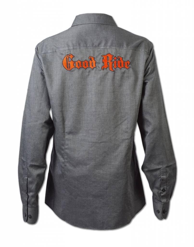 Charcoal Women's Show Shirt