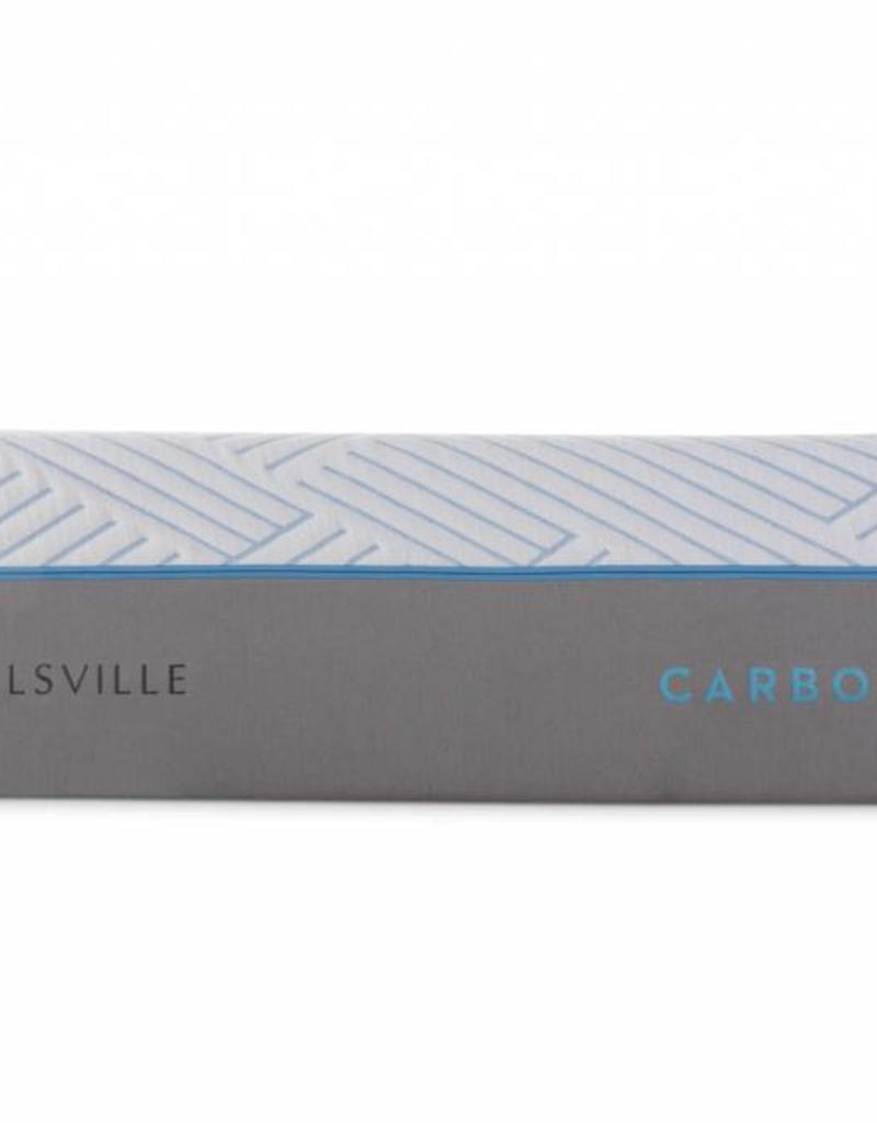 """Wellsville Wellsville 14"""" Carboncool Full Mattress"""