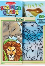 Melissa & Doug STAINED GLASS SAFARI
