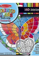 Melissa & Doug STAINED GLASS BUTTERFLY