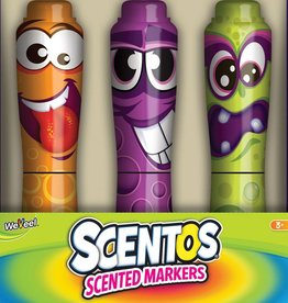 Scentos Jumbo Markers