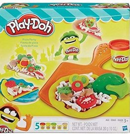 Hasbro PD Pizza Party