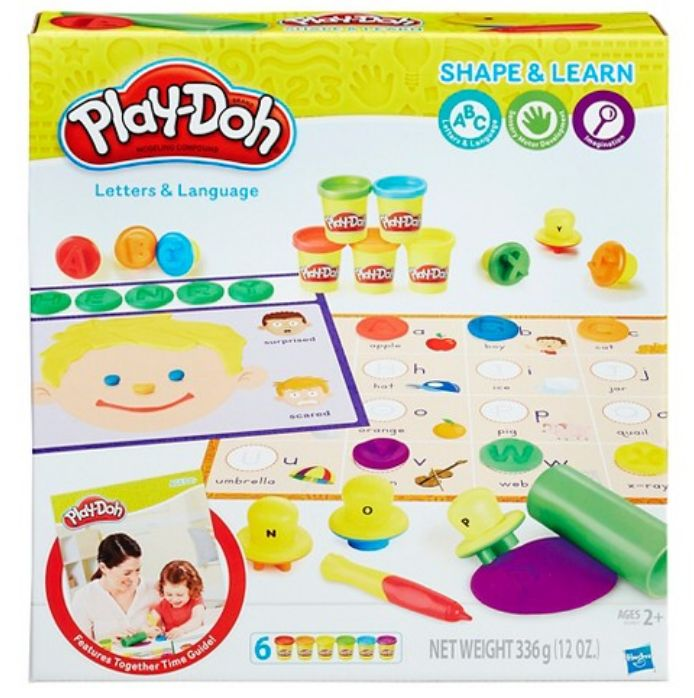 Hasbro PD Letters and Language