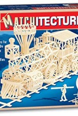 Matchitecture - Gold Rush Train (1800pcs)