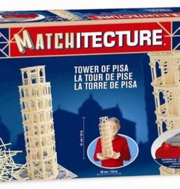 Matchitecture - Tower of Pisa (2300pcs)