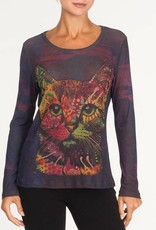 Alison Sheri Cat T-Shirt A32194