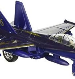 Toysmith F-18 Blue Angel Jet