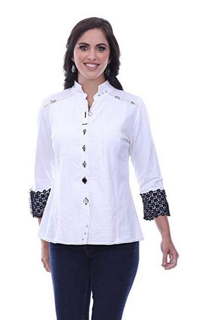Parsley & Sage Helena Shirt