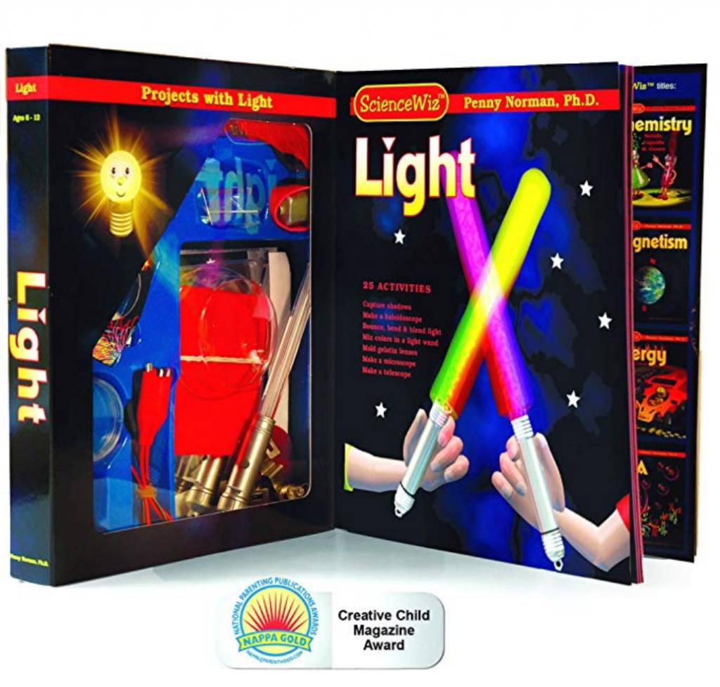 Science Wiz Science Wiz - Light