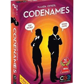 Continuum Games Codenames