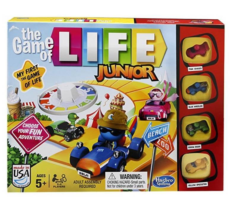 Game of Life Jr