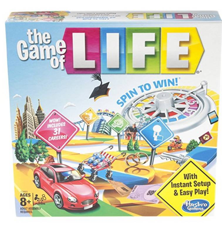 Continuum Games Game of Life