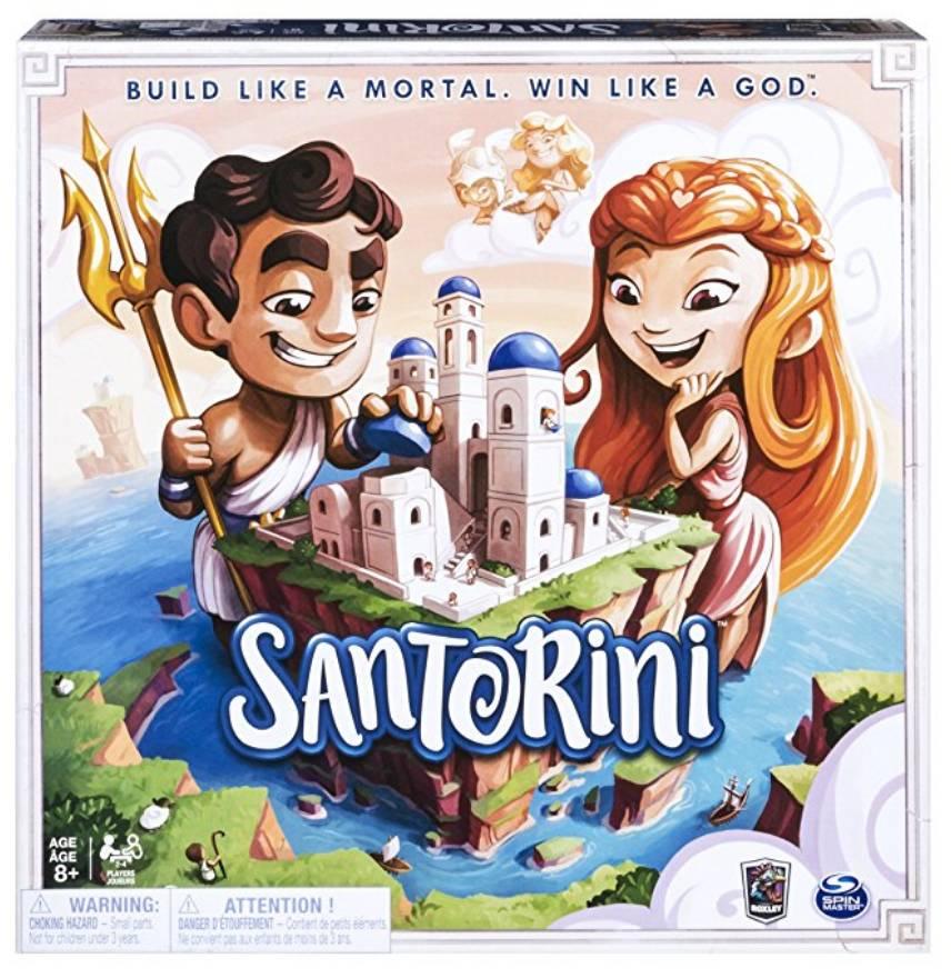 Continuum Games Santorini