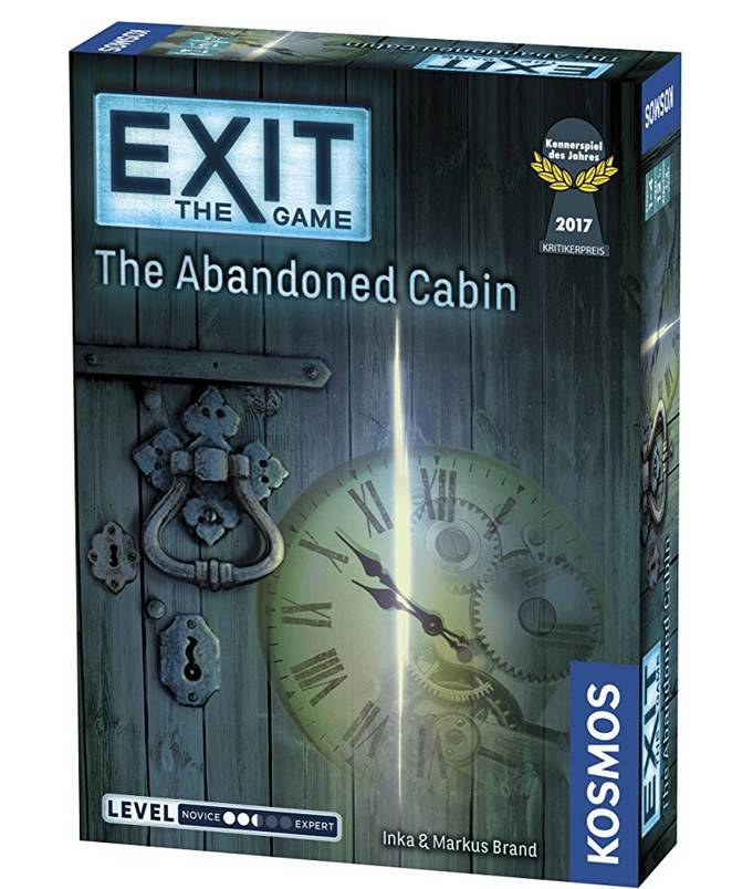 Continuum Games Exit: The Abandoned Cabin