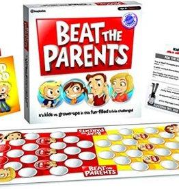 Continuum Games Beat the Parents