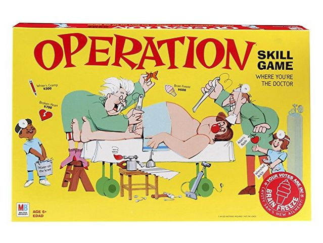 Continuum Games Classic Operation