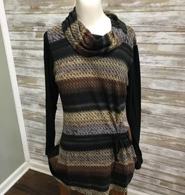 Parsley & Sage Landry Cowl Tunic, 18W214T12