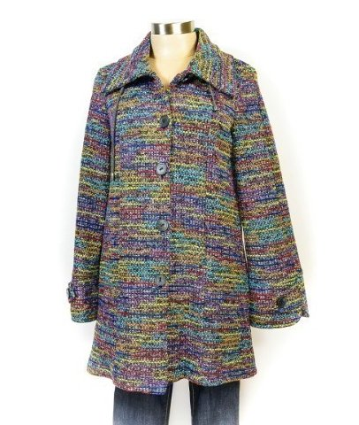 Pure Essence Rainbow Jacket, 225-4524
