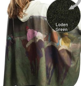 """Museum Warm Loden Green/""""Racehorses"""" WC-M11"""