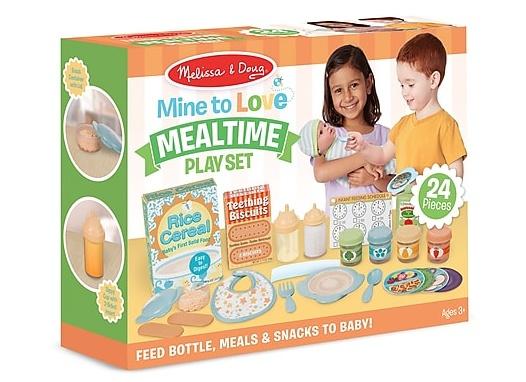 Melissa & Doug Mine to Love Mealtime Play