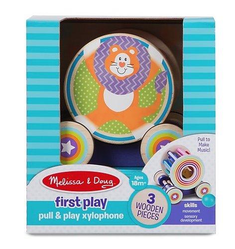 Melissa & Doug Pull & Play Xylophone