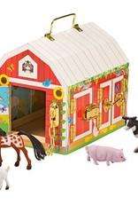Melissa & Doug Latches Barn