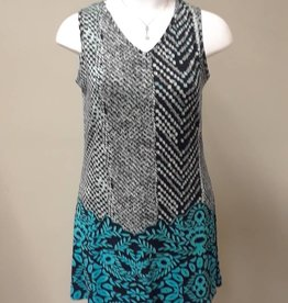 Kamla Sleeveless Top