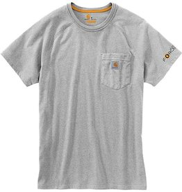 Carhartt M Force Cotton Delmont SS T Shirt