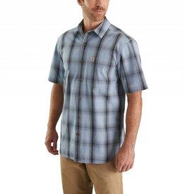 Carhartt Essential Plaid Open Collar Shirt