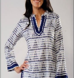 VENARIO Wendy Printed Tunic