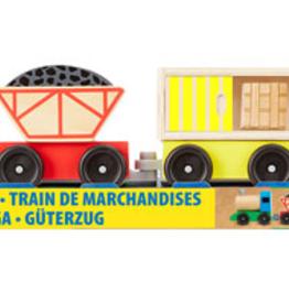 Melissa & Doug Cargo Train