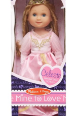 "Melissa & Doug Celeste 14"" Princess Doll"