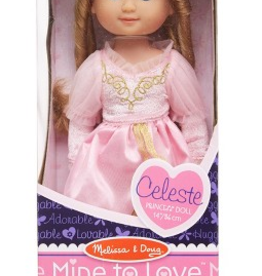 "Melissa & Doug Celeste 14"" Princess Doll"