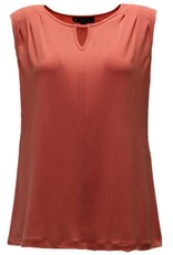 Sleeveless Shell Top