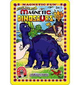 Dinosaur Magnetic Tin